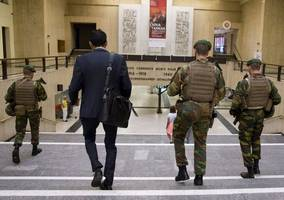 Brussels Train Station Attack Caused No Fatalities