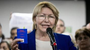 Venezuela chief prosecutor Luisa Ortega could face trial