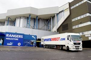rangers agree one-year deal with mike ashley's sports direct allowing fans to buy strips again
