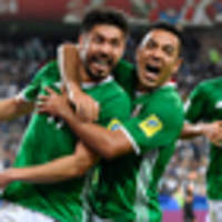 All Whites push Mexico at Confederations Cup