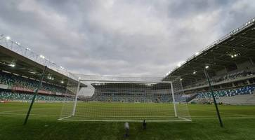 Linfield v Celtic: This is how Windsor Park could look on July 11, which should have been club's biggest payday