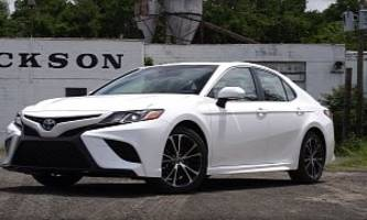 2018 Toyota Camry Is More Engaging and Better to Look at, Says Consumer Reports