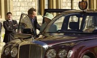 Queen Elizabeth Snitched To Police For Not Wearing Seat Belt in Her Bentley