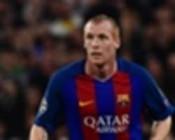mathieu to be released by barcelona