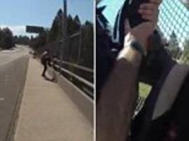bodycam shows officers saving suicidal man in california