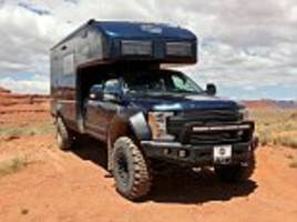 earthroamer campervan costs more than some people's homes