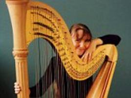 Renowned female harpist charged with her sexual assault