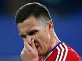 Middlesbrough boss Monk tells Stewart Downing he can leave
