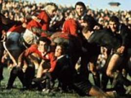 New Zealand coach Hansen recalls watching Lions in 1971