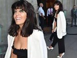 Claudia Winkleman attends V&A Summer Party in London