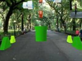 Mario gets real: Programmer reveals augmented reality demo
