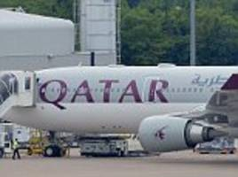qatar bid to snap up 10% of american airlines
