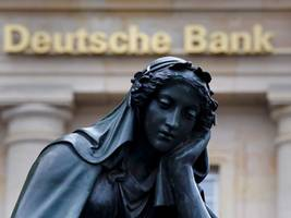 deutsche bank unexpectedly pulled an offer to hire a top executive at the last minute (db)