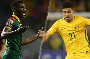 Live on FS1: Cameroon and Australia lock horns in Confederations Cup tilt