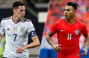 Live on FS1: Germany take on Chile in Confederations Cup