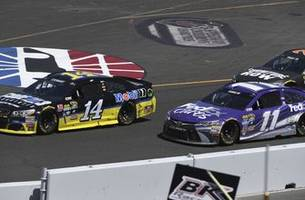 Tony Stewart, Denny Hamlin pushed it to the limit and beyond last year at Sonoma