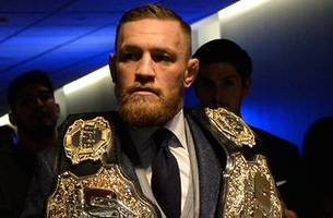 Woodley, Florian debate if Conor McGregor will return to the UFC after fighting Floyd Mayweather