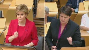 Nicola Sturgeon quizzed on delayed farm payments