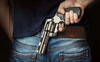 republican lawmaker wants to make it legal to carry a gun in dc... but only for congressmen