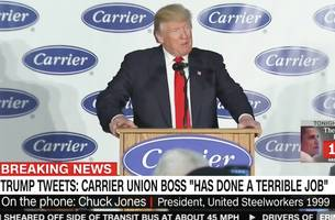 'The Jobs Are Still Leaving': Workers Say Trump's Carrier Deal Not the Job Saver It Was Hyped to Be