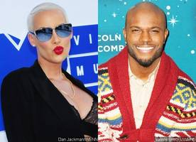 amber rose praises milan christopher's full-frontal nude shots: more guys would show the goods