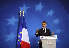 france's 'new boy' macron a qualified hit at first eu summit