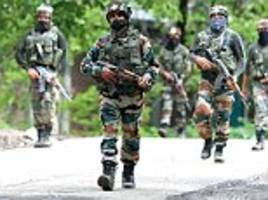 army prepares a kill list of 258 terrorists in kashmir
