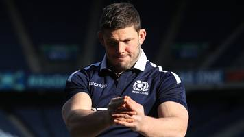 Ford to become Scotland's record cap holder against Fiji