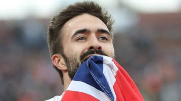 'i just can't wait to get on that podium' - rooney favours anniversary games ceremony