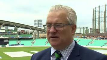 Ireland granted Test status: 'Drinks are on you tonight, chief executive told