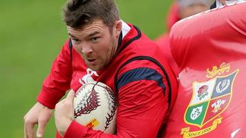 o'mahony hopes mentor foley would have been proud