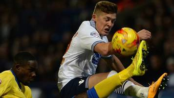 Max Clayton: Blackpool sign forward from Bolton Wanderers
