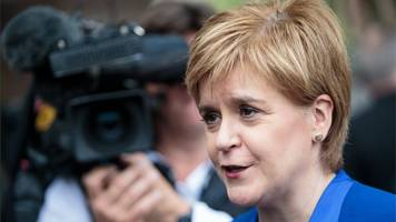 nicola sturgeon to face scottish farming leaders