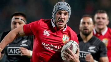 british and irish lions 2017: jonathan davies ready for test series 'intensity'