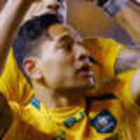 Wallabies team to play Italy