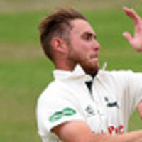 broad suffers heel issue ahead of sa series