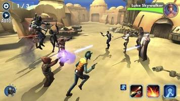Best Star Wars Mobile Games From a Galaxy Far Far Away