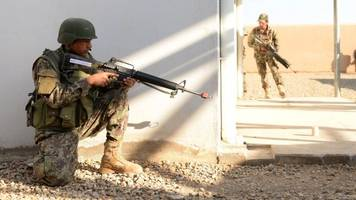 pentagon spent $94m on 'inappropriate' uniforms for afghan troops