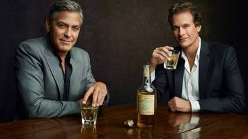 What's Up With George Clooney's Tequila Company?