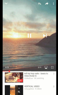 YouTube will finally display vertical video properly (yay?)