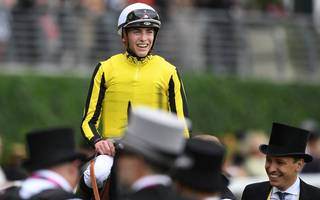 royal ascot: doyle thanks dettori after gold cup triumph