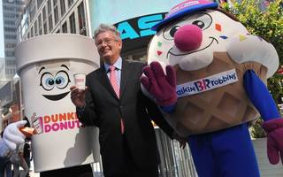 the boss of dunkin' donuts just bought leyton orient