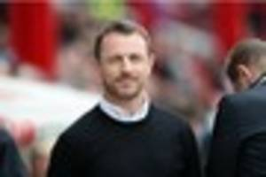 derby county manager gary rowett 'third best boss in football...