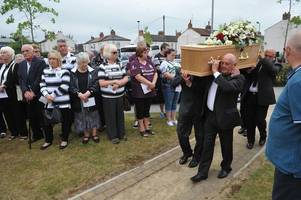 Hull FC legend Arthur Bunting remembered in moving Boulevard service