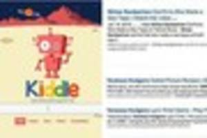 child-friendly search engine kiddle causes concerns among users
