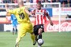 former exeter city defender danny seaborne linked with a move to...