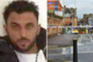 Plea entered by man accused of murdering pedestrian outside...