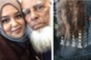 Grenfell Tower siblings chose to stay with elderly parents rather...