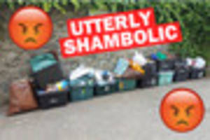 angry residents brand council 'utterly shambolic' as streets left...