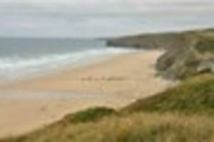 Watergate Bay is UK's second most expensive beach